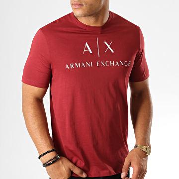 Tee Shirt 8NZTCJ-Z8H4Z Bordeaux