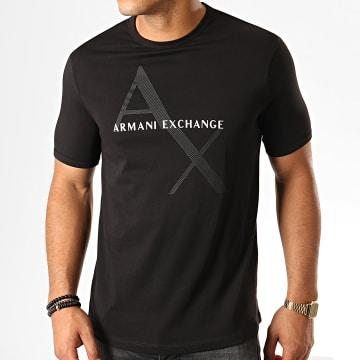 Tee Shirt 8NZT76-Z8H4Z Noir