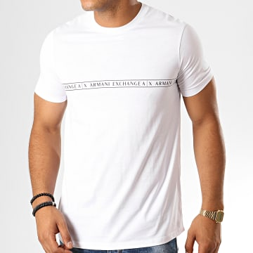 Tee Shirt 8NZT87-Z8H4Z Blanc