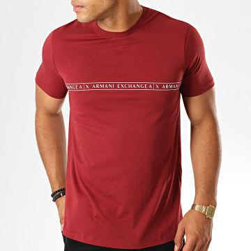 Tee Shirt 8NZT87-Z8H4Z Bordeaux