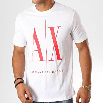 Tee Shirt 8NZTPA-ZJH4Z Blanc