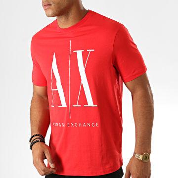 Tee Shirt 8NZTPA-ZJH4Z Rouge