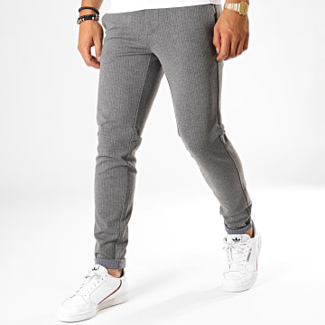 Only And Sons - Pantalon Mark Gris Chiné