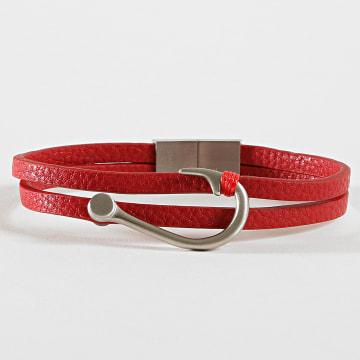 Aarhon - Bracelet 0280001 Rouge