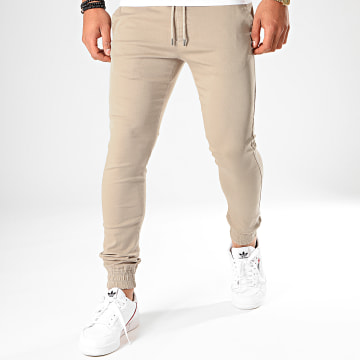 LBO - Jogger Pant Super Skinny 804 Beige