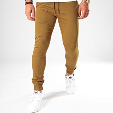 LBO - Jogger Pant Super Skinny 808 Camel