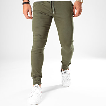 LBO - Jogger Pant Super Skinny 809 Vert Kaki