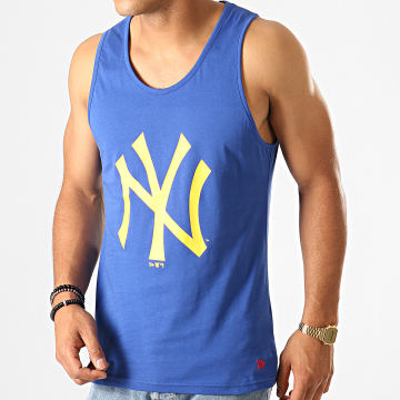 Débardeur Estl Primary Contrast New York Yankees 12149701 Bleu Roi
