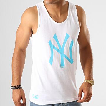 Débardeur Estl Neon Logo New York Yankees 12149707 Blanc