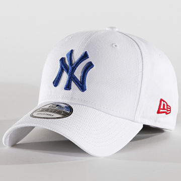 Casquette 9Forty League Essential 12150300 New York Yankees Blanc Bleu