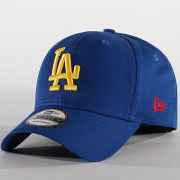 New Era - Casquette 9Forty League Essential 12150302 Los Angeles Dodgers Bleu Roi
