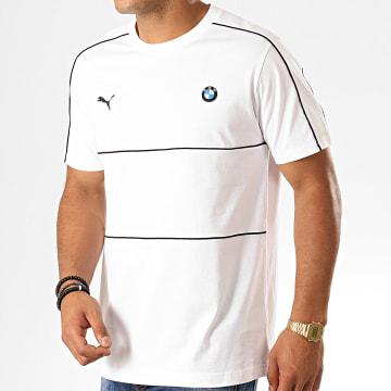 Tee Shirt BMW Motorsport T7 595188 Blanc
