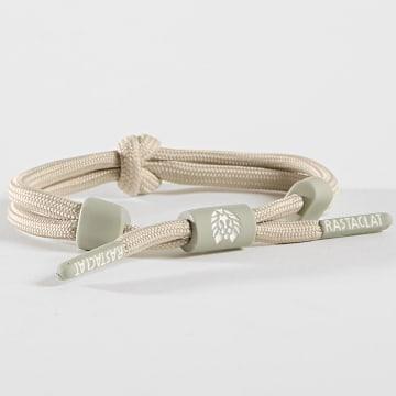 Rastaclat - Bracelet Knotaclat Khaki Beige