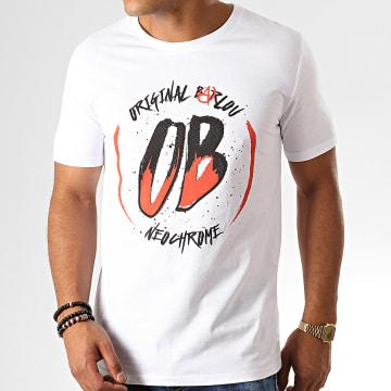 Seth Gueko - Tee Shirt Original Barlou Blanc
