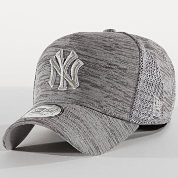Casquette Engineered Fit 12040522 New York Yankees Gris Chiné