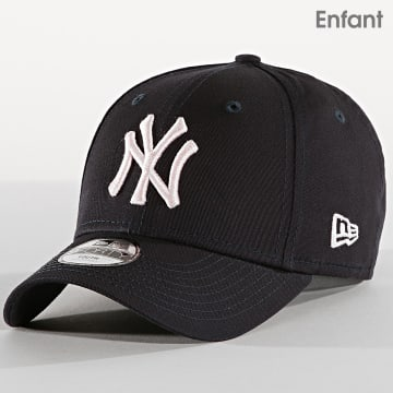 Casquette Enfant 9Forty League Essential 12119004 New York Yankees Bleu Marine