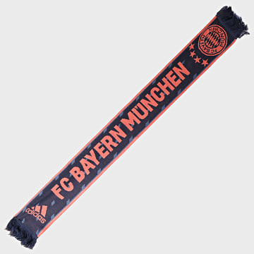 Adidas Performance - Echarpe Bayern München DY7685 Bleu Marine Rose
