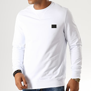 Sweat Crewneck MMFL00415 Blanc