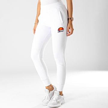 Ellesse - Pantalon Jogging Femme Queenstown SGC07458 Blanc