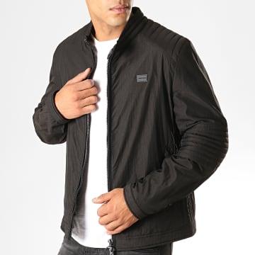Antony Morato - Veste Zippée Abbigliamento MMCO00606 Noir