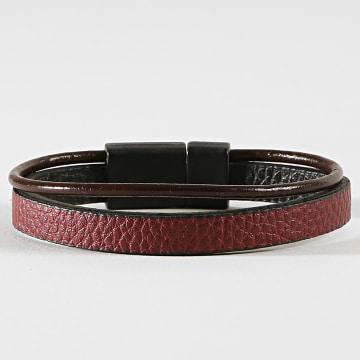 Bracelet 81 Bordeaux