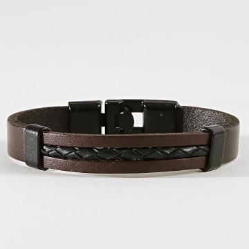 Bracelet 94 Marron