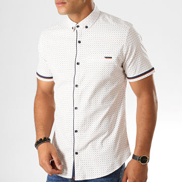 Chemise Manches Courtes Y-3396 Blanc