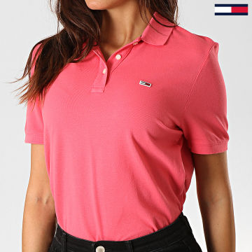 Polo Manches Courtes Femme Classics GMD 6884 Rose