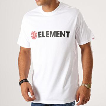 Element - Tee Shirt Blazin Blanc