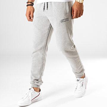 Pantalon Jogging Gordon Gris Chiné