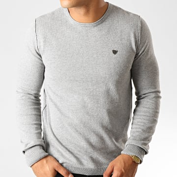 Kaporal - Pull Great Gris Chiné