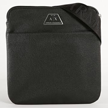 Armani Exchange - Sacoche Small Crossbody 952082-CC523 Noir