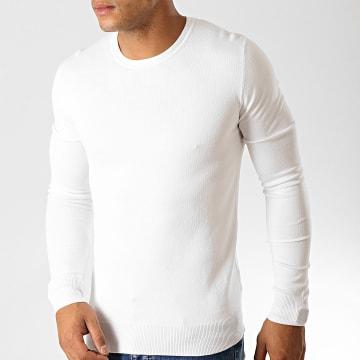 Pull 32082 Blanc