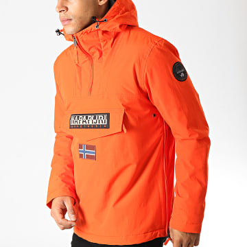 Veste Outdoor Rainforest Winter 1 N0YGNJ Orange