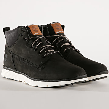 Timberland - Baskets Killington Chukka A1SDI Black Nubuck