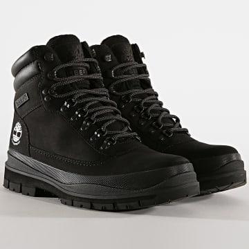 Boots Field Trekker A1YWV Black Nubuck