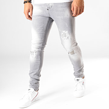 Uniplay - Jean Slim 090 Gris