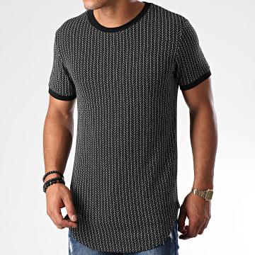 Tee Shirt Oversize UY424 Noir