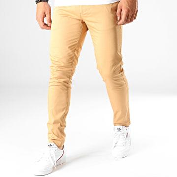 Pantalon Chino MKP-104 Camel Clair