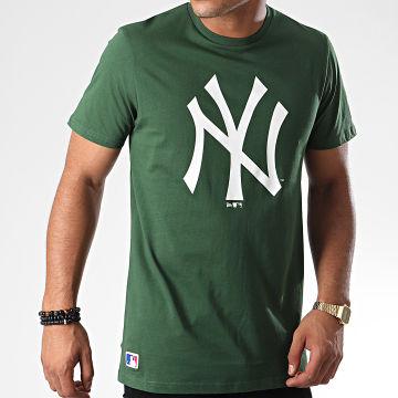 Tee Shirt MLB Seasonal Team Logo New York Yankees 12033499 Vert