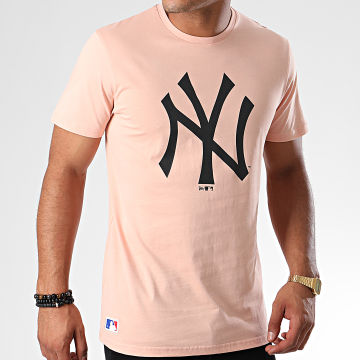 Tee Shirt MLN Seasonal Team Logo New York Yankees 12033500 Rose