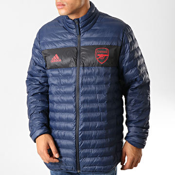 Adidas Performance - Veste Zippée Arsenal Seasonal Special Padded EH5624 Bleu Marine