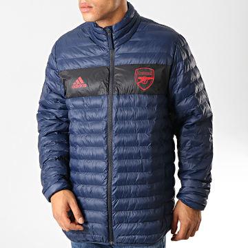 Adidas Performance - Veste Zippée Arsenal Seasonal Special Padded EH5624 Bleu Marine