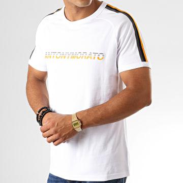 Antony Morato - Tee Shirt A Bandes Abbigliamento MMKS01607 Blanc