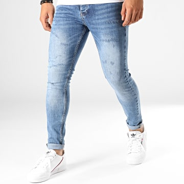 Classic Series - Jean Slim 4426 Bleu Denim