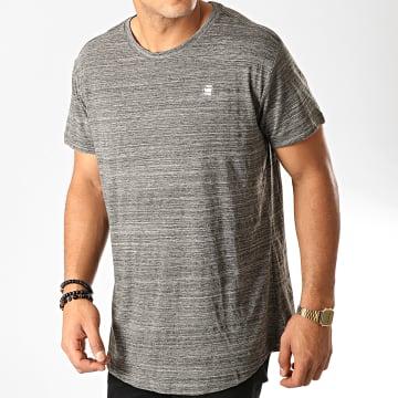 G-Star - Tee Shirt Oversize Starkon Loose D15105-B140 Gris Chiné