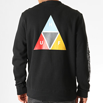 Sweat Crewneck Prism Noir