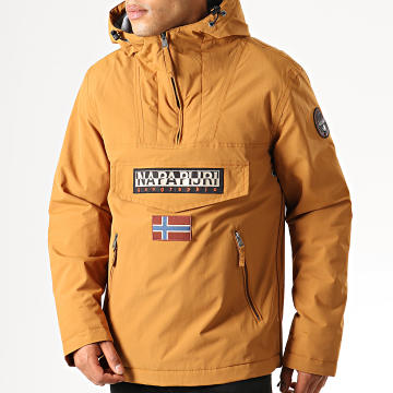 Napapijri - Veste Outdoor Rainforest Pocket N0YGNL Camel