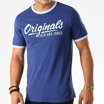 Tee Shirt Slim Legend Bleu Roi