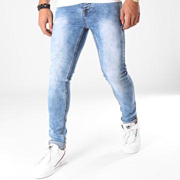 Jean Skinny BO11 Bleu Wash